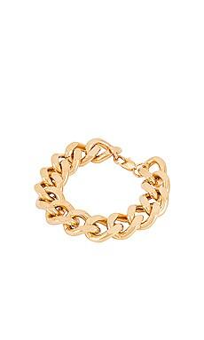 Bree Extra Large Curb Bracelet AUREUM $128
