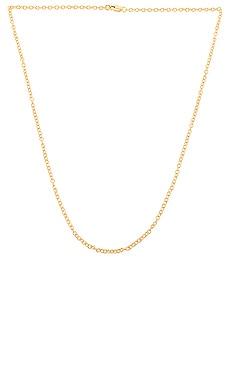 Cait Thin Cable Chain AUREUM $49