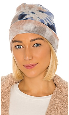 Tie Dye Bag Hat Autumn Cashmere $120