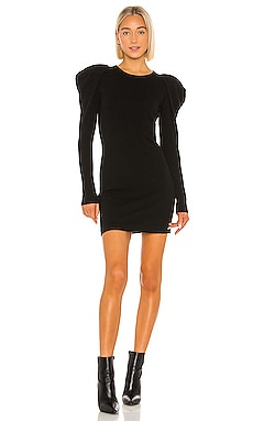 Draped Sleeve Dress Autumn Cashmere $360