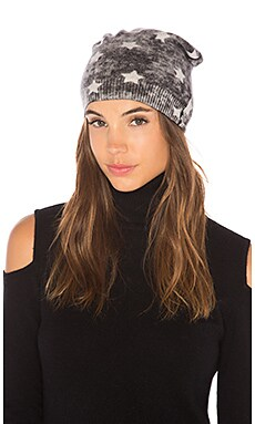 Inked Star Reversible Beanie