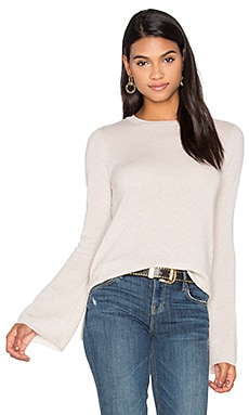 Bell Sleeve Sweater en Mojave