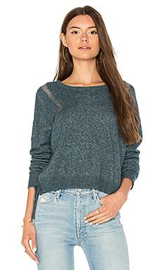 Прямой свитер с асимметричным подолом - Autumn Cashmere