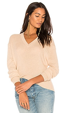 Ribbed Hi Lo Sweater
