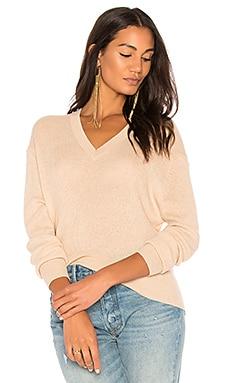 Рваный свитер с асимметричным подолом - Autumn Cashmere