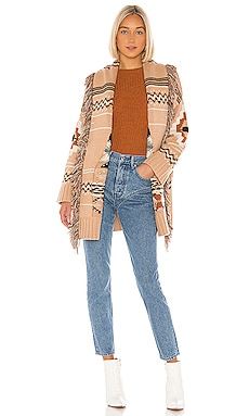 Fringe Belted Jacket Autumn Cashmere $682 NEW ARRIVAL