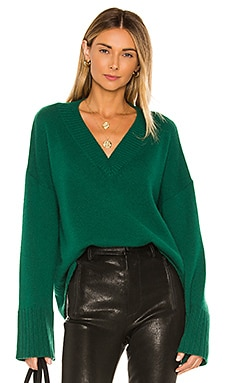 Boxy Wide Sleeve Sweater Autumn Cashmere $218