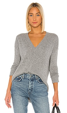 Distressed Edge Sweater Autumn Cashmere $253