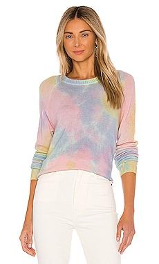 Pastel Splotch Print Sweatshirt Autumn Cashmere $340