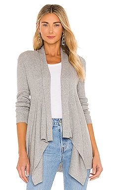 Rib Drape Sweater Autumn Cashmere $198