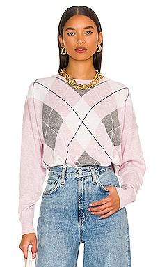 ARGYLE セーター Autumn Cashmere $330