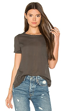Distressed Pocket Tee
