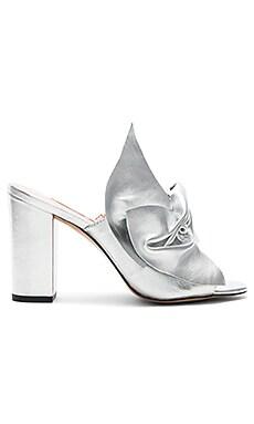 Marie Metallic Mules