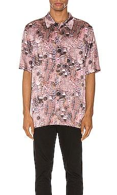 Printed Silk Shirt Alexander Wang $298