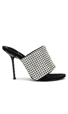 Sienna Crystal Slide Sandal Alexander Wang $695