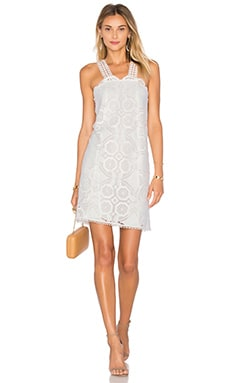 Alexis Iva Dress in White