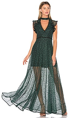 Eleanora Gown in Jade