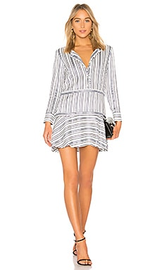 Nicholina Mini Dress Alexis $280