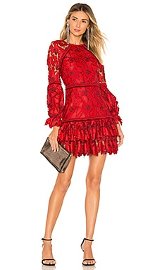 Fransisca Lace Dress Alexis $794