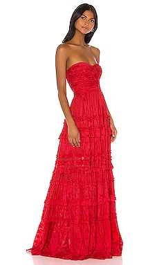 Allora Gown Alexis $1,894 Collections