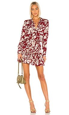 Jillian Dress Alexis $444 NEW ARRIVAL