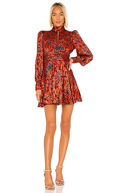 X REVOLVE Jazmina Dress Alexis $594 NEW ARRIVAL