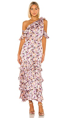 Вечернее платье amonda - Alexis С одним плечом фото