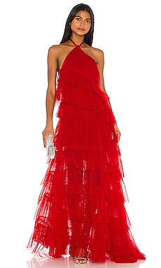 Justinia Dress Alexis $1,430 NEW ARRIVAL
