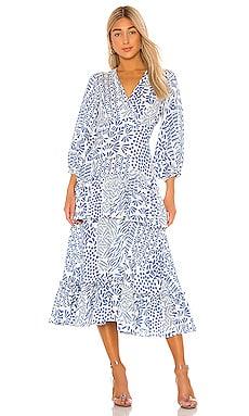Платье миди tereasa - Alexis Миди фото