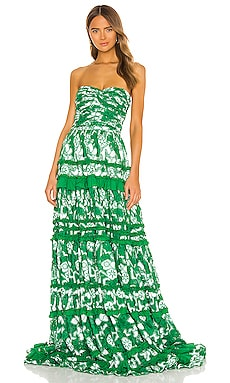 Samanta Gown Alexis $1,463 Collections