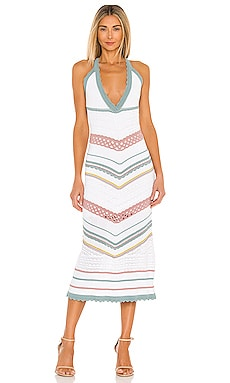 Allia Knit Dress Alexis $396