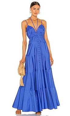 Sabelle Light Airy Nylon Tafetta Dress Alexis $495 BEST SELLER