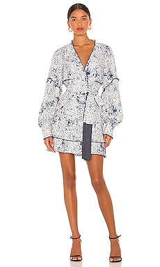 Fortune Dress Alexis $594 NEW