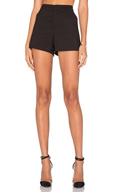 Alexis Neri Short in Black