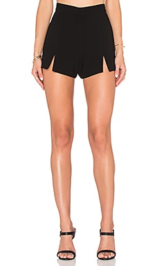 Alexis Hunt Short in Black