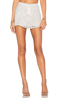 Alexis Kalli Short in White