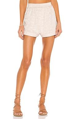 Matin Velour Shorts Alexis $129