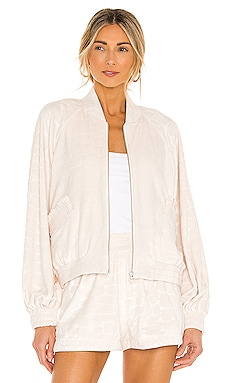 Perkins Velour Jacket Alexis $198