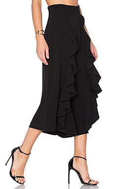 Mulan Culottes in Black