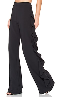 Karlina Pant in Black