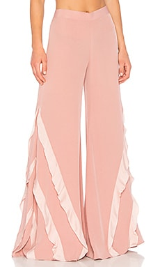 Julless Pant in Rose