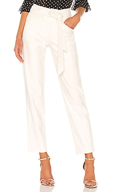 Castile Vegan Leather Pant Alexis $297 NEW ARRIVAL
