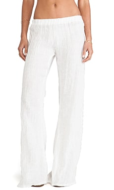 Alexis Montana Pant in Ivory