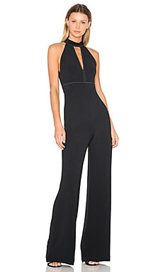 Dawn Jumpsuit en Negro