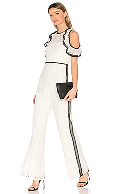 Philippe Jumpsuit in White