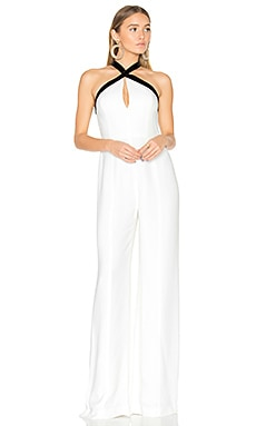 Molly Jumpsuit in Ivory