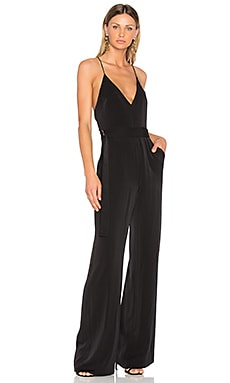 Zaylee Jumpsuit in Black