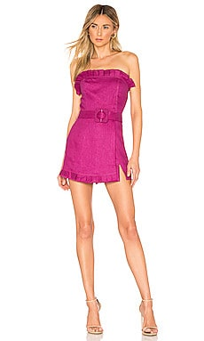 X REVOLVE Brin Romper Alexis $279 Collections