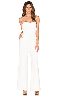 Alexis Ruba Jumpsuit in Off White
