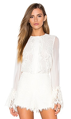 Alexis Amilina Top in Ivory